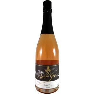 2016 Merlot Rosé Sekt Extra Brut BIO - Weingut Winfried Seeber