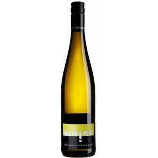 2018 Cuvée weiss QbA trocken - Weingut Langenwalter