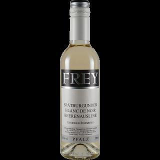2018 Spätburgunder Beerenauslese Blanc de Noir 375ml - Weingut Frey