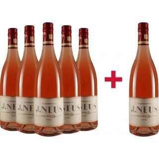 5+1 Rosé VDP.Gutswein trocken Paket - Weingut J. Neus