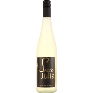 Secco Cuvée Weiß JULIA feinherb - Weinerlebnis Stühler