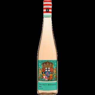 2018 Prinz von Hessen Rosé feinherb - Weingut Prinz von Hessen