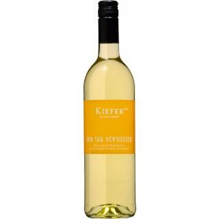 2018 Den Tag versüßen Weißweincuvée lieblich - Weingut Friedrich Kiefer