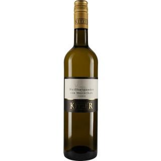 2017 Volxheimer Weißer Burgunder vom Muschelkalk Trocken - Weingut Kitzer