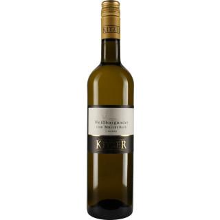 2019 Volxheimer Weißer Burgunder vom Muschelkalk Trocken - Weingut Kitzer