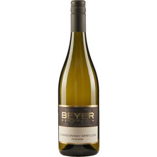 2019 Chardonnay Spätlese feinherb - Weingut Johann P. Beyer