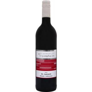 2017 Saint Laurent QbA Halbtrocken - Weinparadies Freinsheim