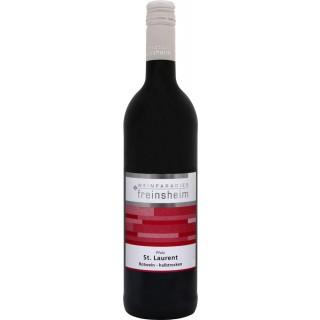 2018 Saint Laurent QbA Halbtrocken - Weinparadies Freinsheim