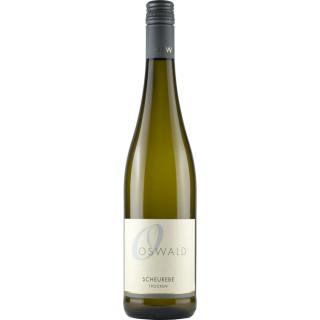 2018 Scheurebe trocken - Weingut Oswald