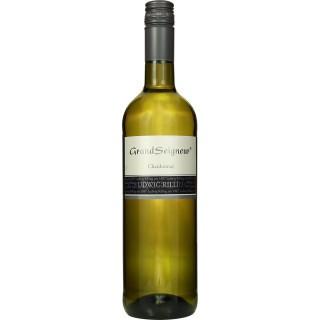 2018 Grand Seigneur Chardonnay trocken - Rilling Sekt