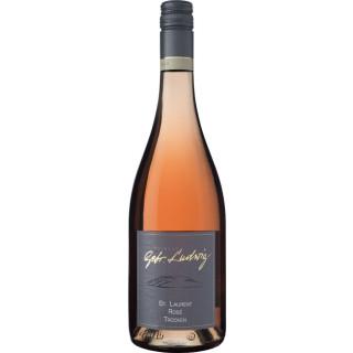 2020 St. Laurent Rosé trocken - Weingut Gebrüder Ludwig