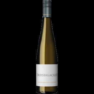 2019 Dreissigacker Grauburgunder trocken - Weingut Dreißigacker