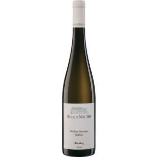2016 Ockfener Bockstein Riesling Spätlese weiße Kapsel trocken - Weingut Markus Molitor