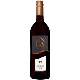 2017 Vinian TA Trollinger mit Acolon halbtrocken - Bottwartaler Winzer