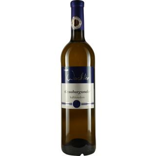 2018 Grauburgunder halbtrocken - Weingut Wachter