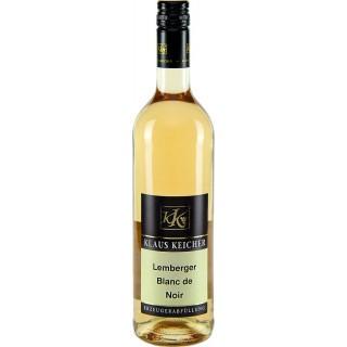 2019 Lemberger Blanc de Noir feinherb - Privatkellerei Klaus Keicher