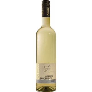 2019 Weißer Burgunder trocken - Wein- und Sektgut Heinz Schneider