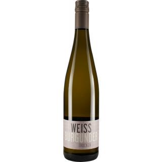 2019 Weißburgunder Qualitätswein trocken - Weingut Nehrbaß