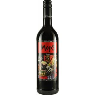 2015 Winnender Mops Cuvée Rot trocken - Weingut Häußer