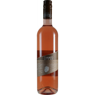 2020 Muskattrollinger Rosé halbtrocken Bio - Weingut Zimmer