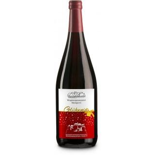 2019 Metzinger Hofsteige Cuvée rot süß 1,0 L - Weingärtnergenossenschaft Metzingen-Neuhausen