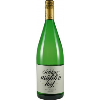 2017 Riesling QbA trocken 1L - Weingut Schlossmühlenhof
