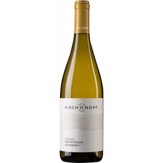 2018 Chardonnay Ried Tatschler Leithaberg trocken - Weingut Kirchknopf