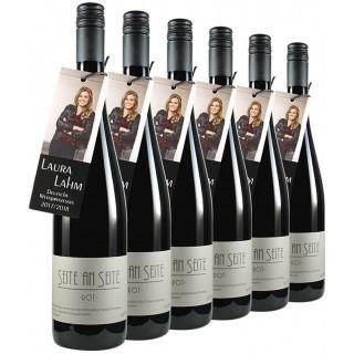Seite an Seite Rotwein-Paket // Weingut Lahm