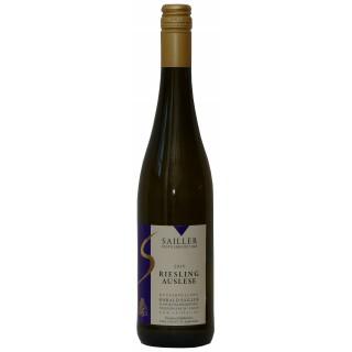 2015 Riesling Auslese - Weingut Destillerie Harald Sailler