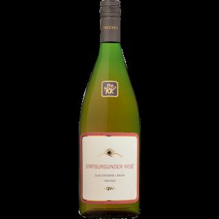 2019 Baden Spätburgunder Rosé 1L trocken - Winzergenossenschaft Königschaffhausen-Kiechlinsbergen