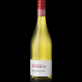 2017 Eberbach Grauburgunder Trocken - Hessische Staatsweinkellerei