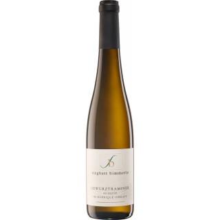 2015 Gewürztraminer Auslese Barrique 0,5L - Weingut Siegbert Bimmerle