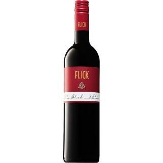 """2016 """"Über Stock und Stein"""" Rotwein - Cuvée trocken - Weingut Alexander Flick"""