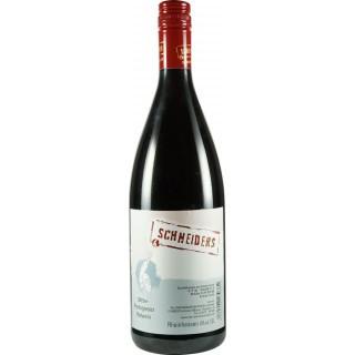 2016 Portugieser Rotwein QbA feinherb 1L - Weingut Weinmanufaktur Schneiders