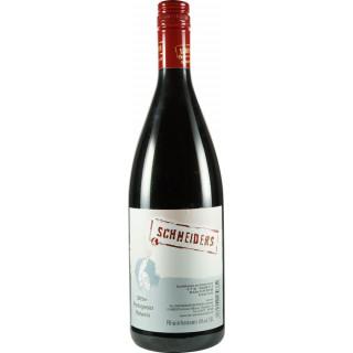 2020 Portugieser Rotwein feinherb 1,0 L - Weingut Weinmanufaktur Schneiders