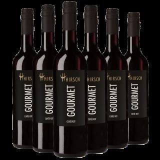 2015 Gourmet Cuvée Rot Paket- Weingut Hirsch