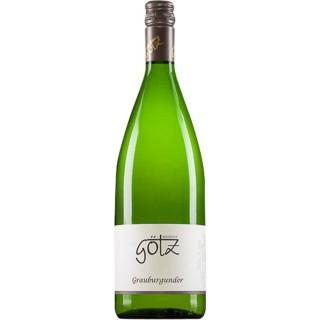 2019 Grauburgunder trocken 1,0 L - Weingut Götz