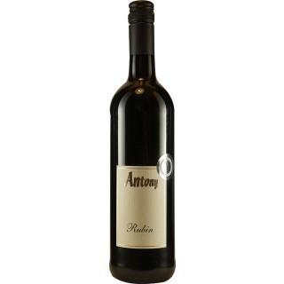 2018 Rubin Dornfelder Rotwein - Weingut Antony