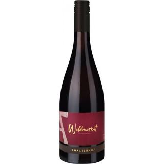 2016 Wildmuskat halbtrocken - Weingut Amalienhof