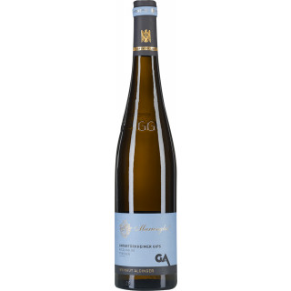 2019 Untertürkheimer Gips Riesling MARIENGLAS Großes Gewächs trocken - Weingut Aldinger