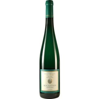 2018 Bockstein Riesling feinherb - Weingut Johann Peter Mertes