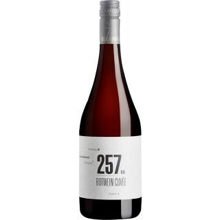"""2017 Rotwein Cuvée """"257 n.n."""" Höhenpunkte trocken - Collegium Wirtemberg"""