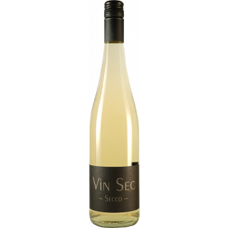 2017 VIN SEC - Secco weiss - Weingut Lahm