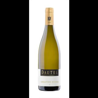 2017 Kreation Weiss -S- Cuvée Trocken - Weingut Dautel