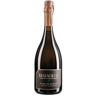 2017 BLANC DE BLANCS Chardonnay brut nature - Weingut Braunewell