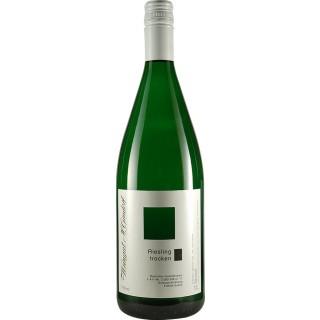2016 Riesling trocken 1,0 L - Weingut Gindorf