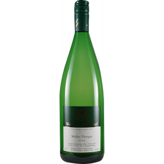 2020 Müller-Thurgau fruchtig süß 1,0 L - Weingut Zehnthof Kruger