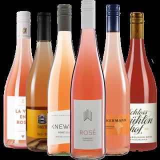 Rosé-Genuss Paket