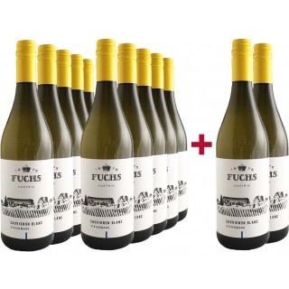 10+2 Sauvignon Blanc Paket - Weingut Fuchs