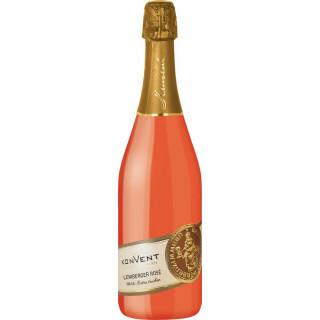 2018 Lemberger Rosé Sekt trocken - Weinkonvent Dürrenzimmern eG